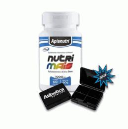Nutri Daily Oil 1000mg (60 caps) + Porta Cápsula