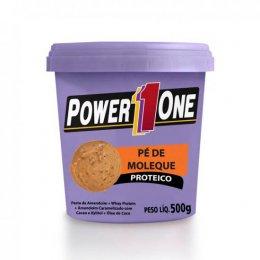 Pasta de Amendoim Pé de Moleque Proteico (500g)