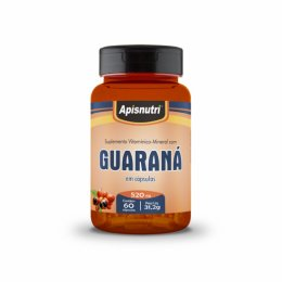 Guaraná 520mg (60caps)