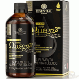 DHA TG Líquido (150ml) - Super Concentrado