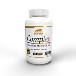 Complex Vitamínico A-Z com Ômega 3