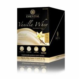 Vanilla Whey display